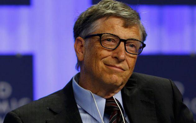 Con una fortuna estimada de 79.200 millones de dólares, Bill Gates lidera el listado de la revista Forbes. Foto: REUTERS