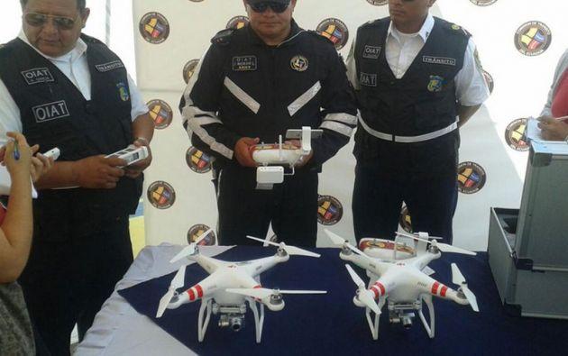Foto: Comisión de Tránsito del Ecuador