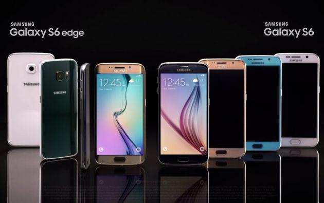 Los dispositivos S6 saldrán a la venta el próximo 10 de abril, aunque no se han dado detalles de sus precios.