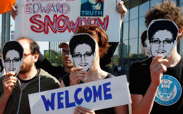 La justicia de EEUU quiere juzgar a Snowden por espionaje y robo de documentos del Estado. Foto: REUTERS