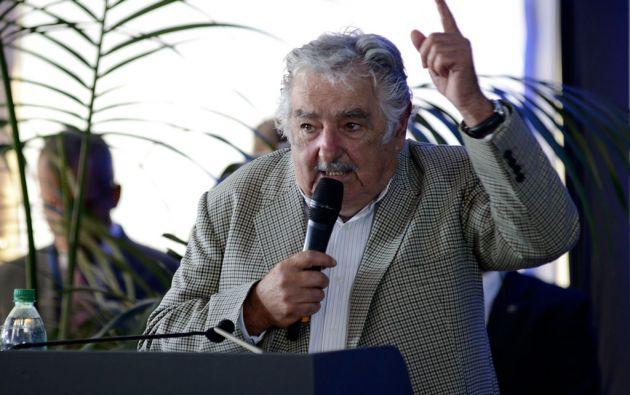 Mujica fue el candidato a senador más votado en las elecciones pasadas. Foto: REUTERS