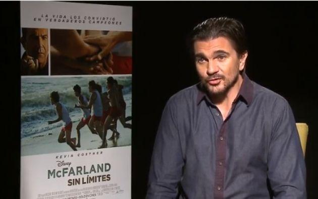 Juanes. Foto: Captura de video.