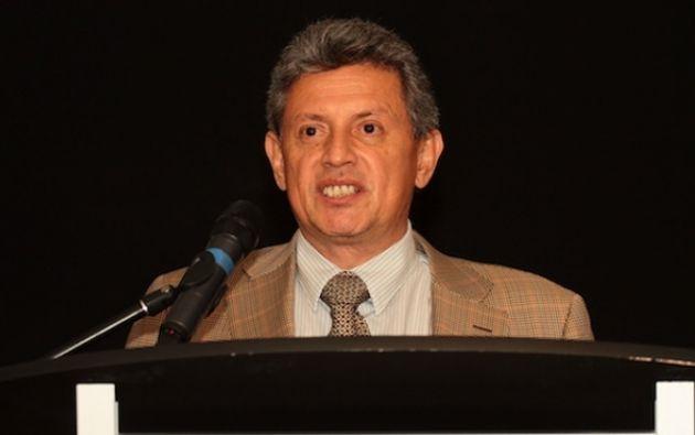 Hoy se cumple el segundo día de la audiencia de juzgamiento por el crédito de 800.000 dólares entregado al argentino Gastón Duzac. Foto: Ecuavisa.com