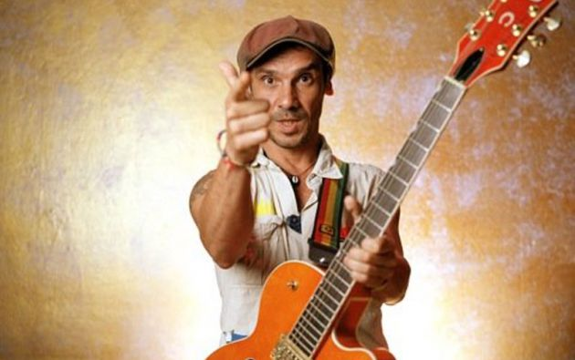 Manu Chao se presentará en el sábado 7 de marzo en la ciudad colombiana de Leticia, vecina de Perú y Brasil.