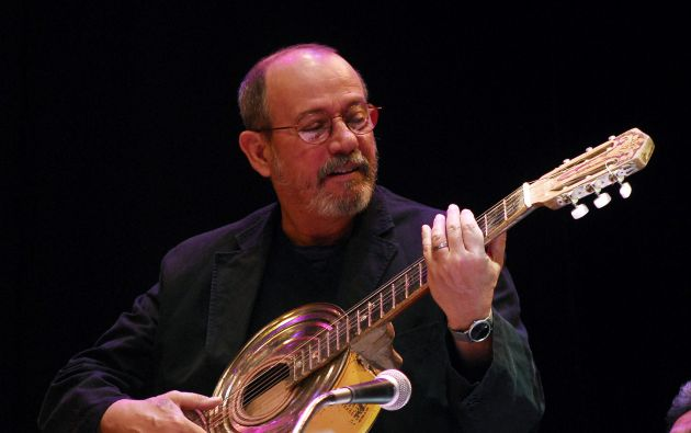 Silvio Rodríguez, ícono musical de la revolución cubana.