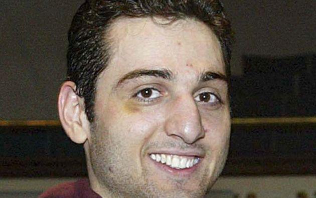 Tamerlan Tsarnaev (26 años) fue abatido por policías en una persecución.