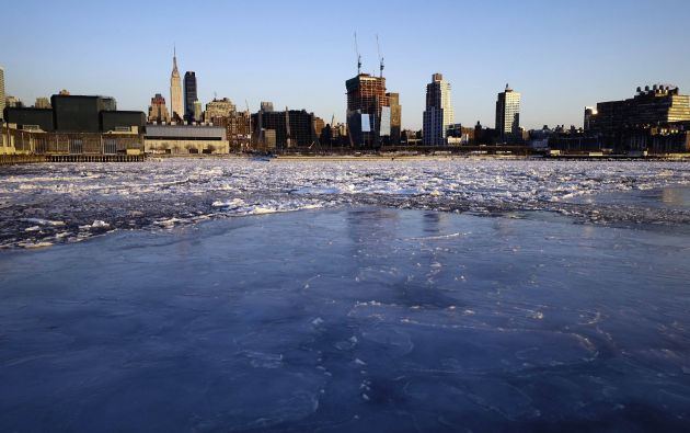 Hudson River. Foto: REUTERS