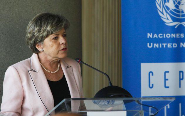 """Según Bárcena, 2015 será un año """"difícil"""" y supondrá una """"transición"""" para las economías de América Latina. Foto: CEPAL"""