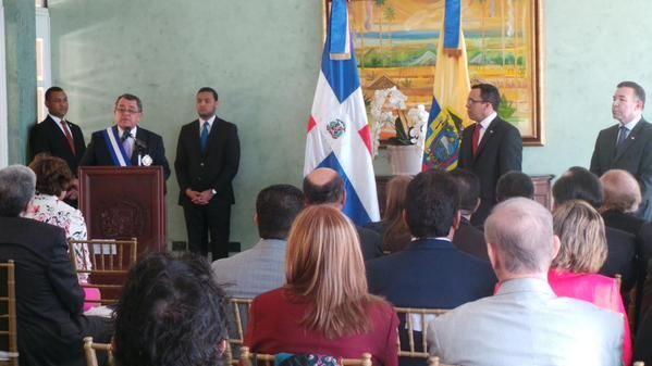 Foto: Embajada de Ecuador