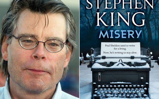 """La novela """"Misery"""" de Stephen King fue publicada en 1987."""