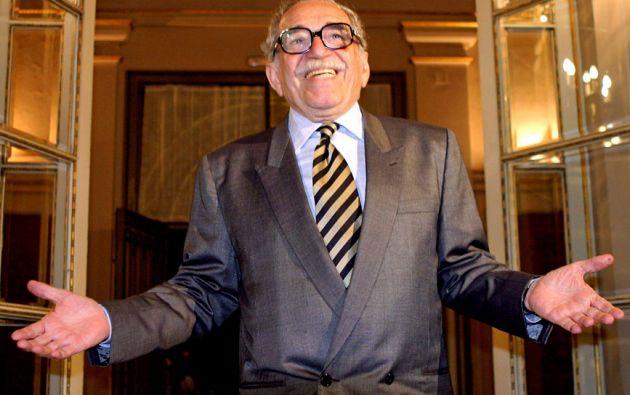 El escritor colombiano, ganador del premio Nobel de Literatura, falleció el 17 de abril de 2014 en México.