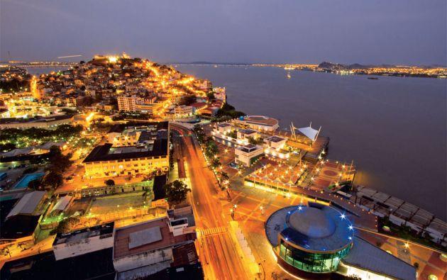 Elementos como el Malecón 2000 fueron destacados por los extranjeros residentes en Guayaquil.