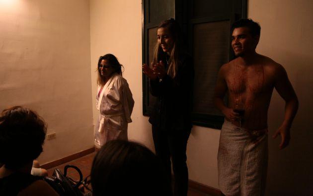 'La otra', pieza dramática dirigida por Montse Serra.