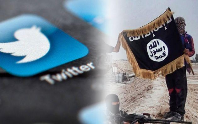 Los investigadores encontraron que un gran número de simpatizantes del EI están en Arabia Saudita, seguida por Siria, Irak y EEUU.