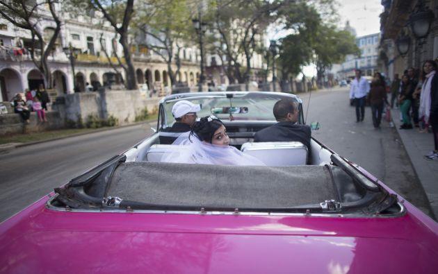 El turismo es la segunda actividad económica de Cuba después de la exportación de servicios profesionales. Fotos: REUTERS
