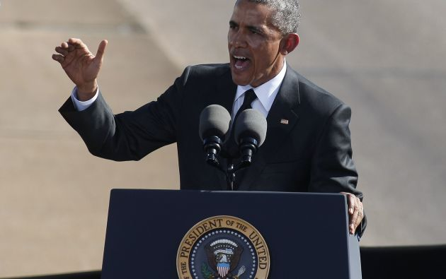 Foto de archivo de Barack Obama. Foto: REUTERS