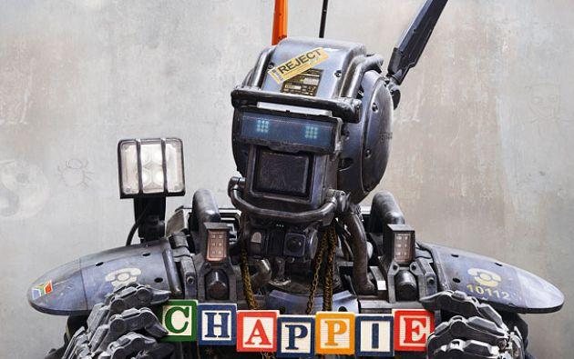En el filme participan los actores Sharlto Copley, Dev Patel, Hugh Jackman y Sigourney Weaver. Fotos: Facebook / Chappie - La película