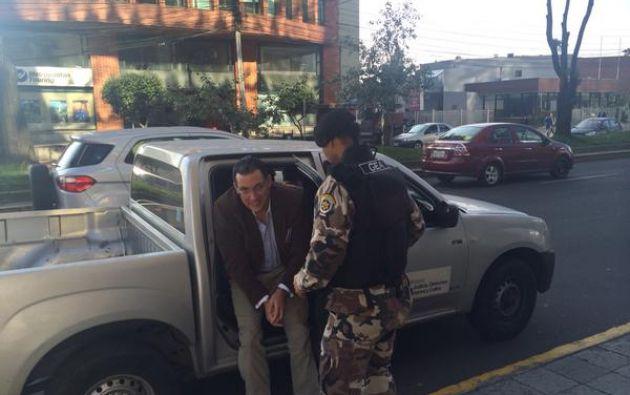 Francisco Endara, exsecretario técnico del fideicomiso AGD.