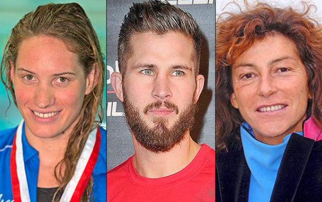 Francia está de luto por la muerte de los tres reconocidos deportistas.