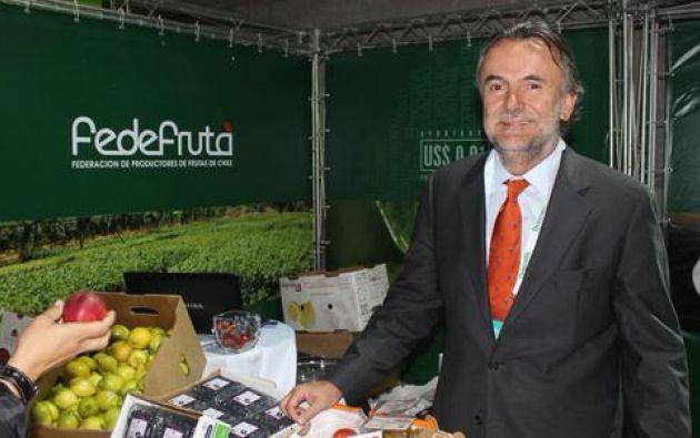 Federación de Productores de Frutas de Chile (Fedefruta) se une al rechazo de la medida.