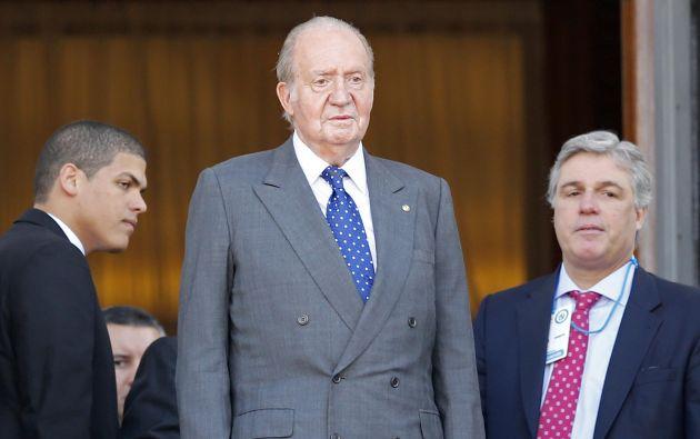 En febrero, el exjefe de Estado había presentado un recurso contra la demanda de partenidad de Ingrid Sartiau. Foto: Archivo / REUTERS