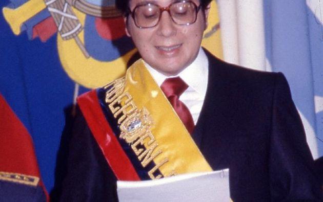 Las autoridades reabrieron en 2013 la investigación sobre la muerte de Roldós. Foto: Archivo / Vistazo