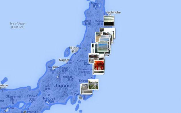 """El proyecto """"Mirai e no kioku"""" (Recuerdos para el futuro) fue lanzado por la compañía en mayo de 2011."""