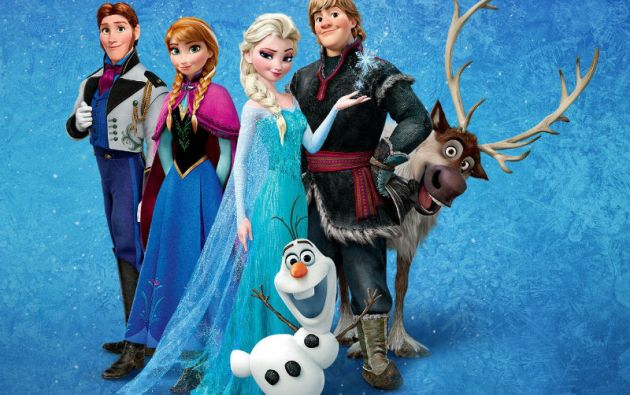 """En 2014 """"Frozen"""" ganó el Oscar como mejor película de animación."""