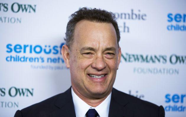 Hanks, uno de los actores de Hollywood más queridos por el público estadounidense, siempre se ha caracterizado por la cercanía al ciudadano corriente estadounidense. Foto: REUTERS