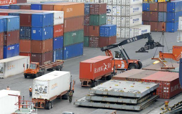 """El canciller de Ecuador indicó ante la CAN que la aplicación de la salvaguardia """"está absolutamente considerada en las normas de la Organización Mundial de Comercio (OMC)"""". Foto: Archivo Vistazo"""