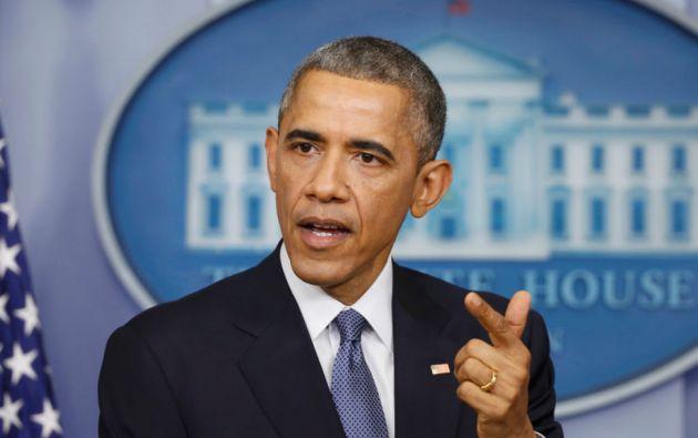 """Los cancilleres de la Unasur calificaron la orden de Obama de """"amenaza injerencista a la soberanía y al principio de no intervención"""" en los asuntos de otros Estados. Foto: REUTERS"""