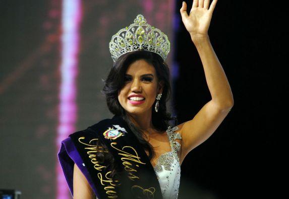 Francesca Cipriani Burgos, Miss Ecuador 2015.