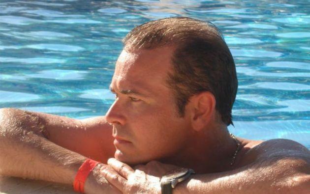 El empresario Gastón Duzac se encuentra en Argentina. Foto: Archivo Vistazo