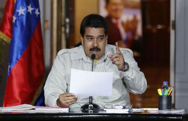 """Tras la resolución de los cancilleres de la Unasur, Maduro dijo que ha comenzado a nacer """"la doctrina de paz de Suramérica"""". Foto: REUTERS"""