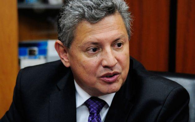 La Fiscalía ya solicitó la extradición de Pedro Delgado desde Estados Unidos. Foto: Archivo Vistazo