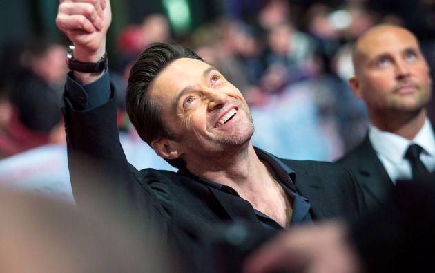"""Hugh Jackman, conocido por su papel de Wolverine en """"X-Men"""" y por protagonizar el musical """"Los Miserables"""". Foto: REUTERS"""
