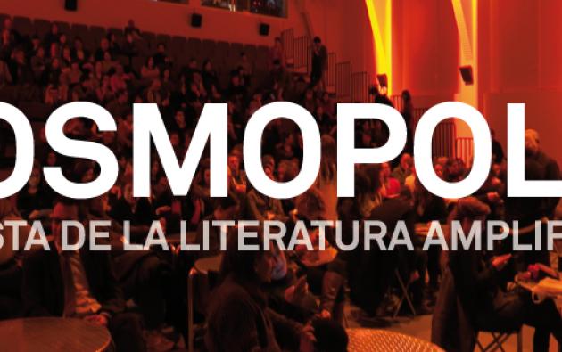 Afiche promocional de Kosmopolis. Foto: Facebook / Kosmopolis.
