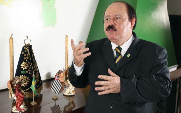 La jueza determinó que Fidelix pague la realización de un micro programa televisivo para promover los derechos de la población ofendida. Foto: Estadao.
