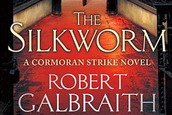 The Silkworm es el título original en inglés de esta novela, la segunda que J.K. Rowling publica con el pseudónimo de Robert Galbraith. Foto: www.robert-galbraith.com