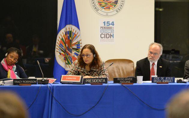 Foto: Flickr / Comisión Interamericana de Derechos Humanos
