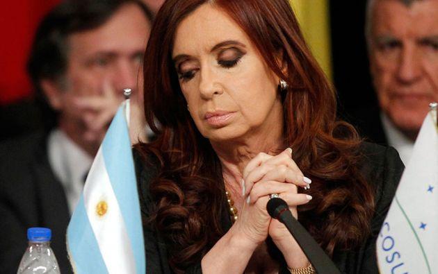 Según la consultora Management & Fit, el impacto del caso Nisman provocó una caída en la aprobación de gestión presidencial de 33% a 30%. Foto: REUTERS
