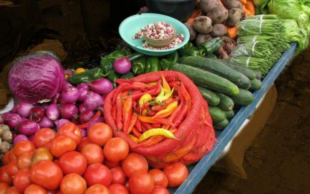La inflación alimentaria de América Latina y el Caribe alcanzó a un 1,2 % en enero, 0,1 puntos porcentuales menos que en diciembre. Foto: Archivo / Vistazo.