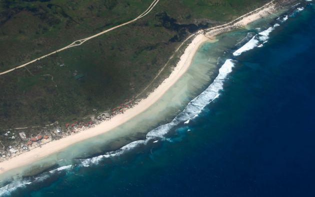 Los sistemas costeros y zonas de baja altitud estarán cada vez más expuestas a impactos negativos, como la sumersión, la inundación y la erosión de las costas. Foto: REUTERS