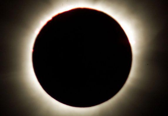 En Reikiavik (capital de Islandia) más del 97% del Sol quedará oculto. Foto: AFP