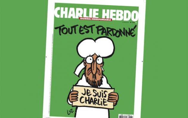 Charlie Hebdo pertenece actualmente en un 40% a los padres del dibujante Charb.