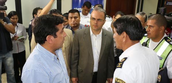 Foto: Twitter / Gobernación del Guayas