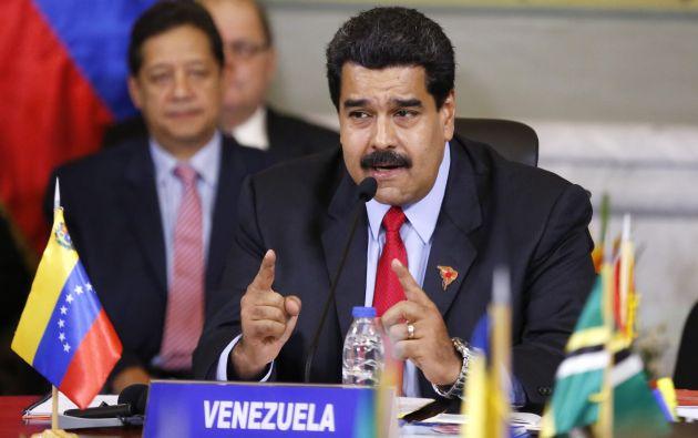 """El Gobierno venezolano comenzó una campaña mundial bajo el lema """"Obama deroga el decreto ya"""". Foto: Archivo / REUTERS."""