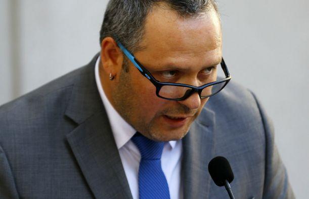Sebastián Dávalos renunció como director sociocultural de la Presidencia chilena. Foto: REUTERS
