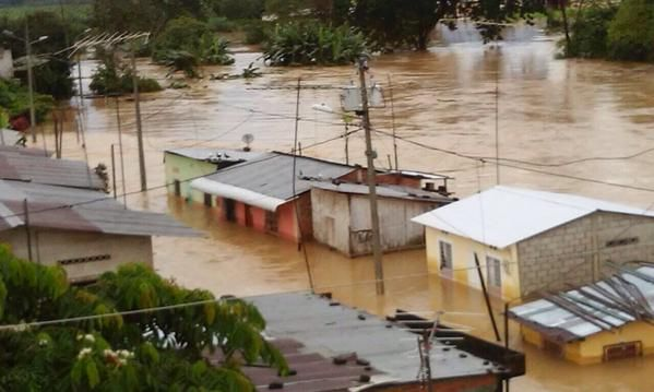 Babahoyo. Foto: Riesgos Ecuador