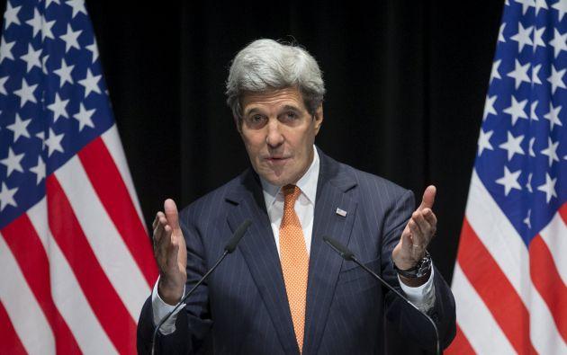 John Kerry. Foto. REUTERS
